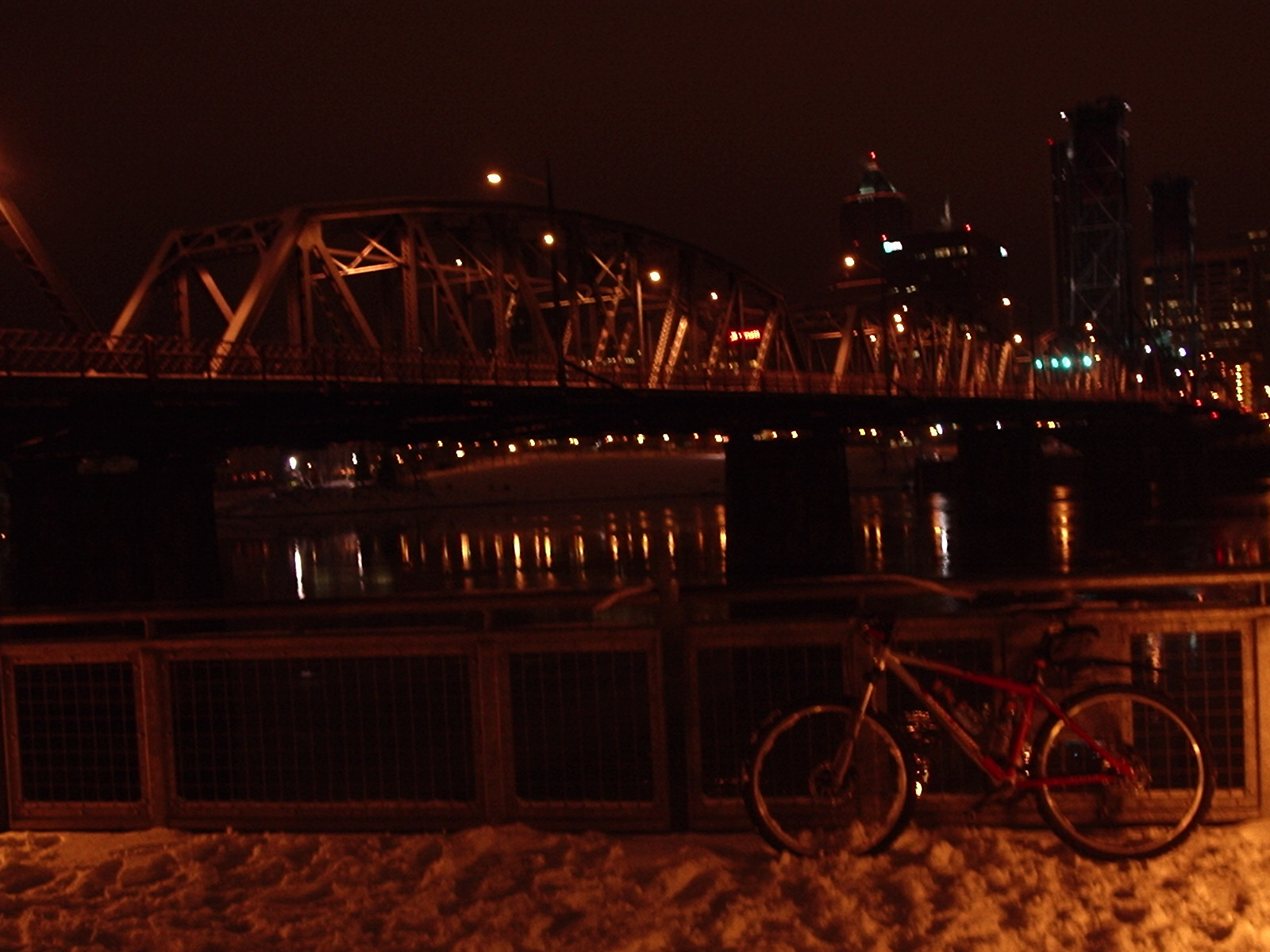 The Hawthorne Bridge
